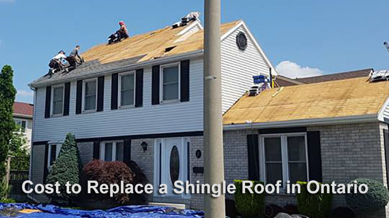 Average Price to Replace an Asphalt Shingle Roof ...