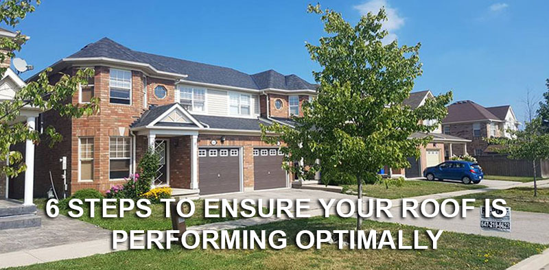 Essential Spring Roof Maintenance For Ontario Homes