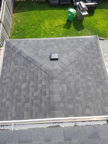 Completed Roof Reshingle