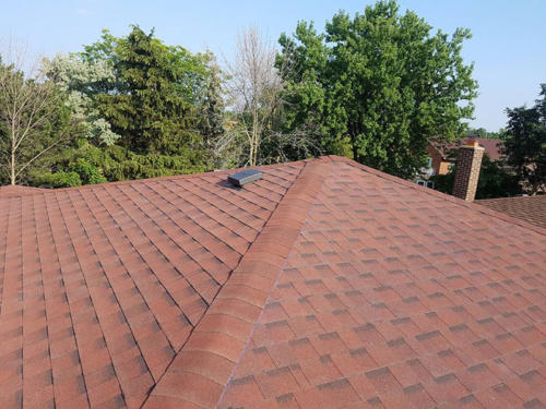 Mississauga Shingled Roof Replacement