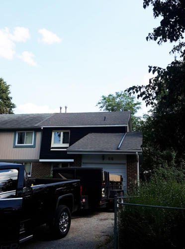 Roof Replacement - Brampton